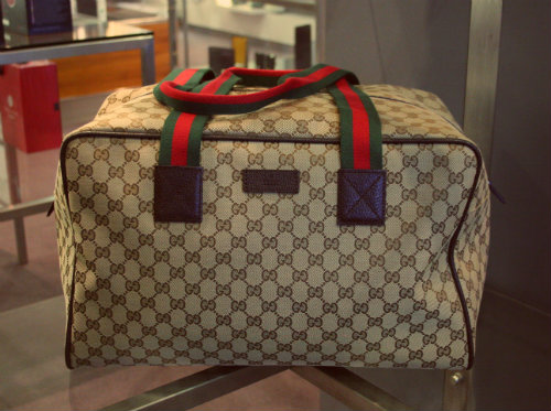 Gucci holdall