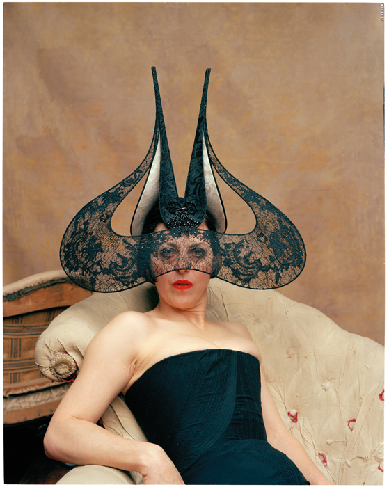 Isabella Blow, 2002 by Diego Uchitel