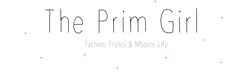 The Prim Girl