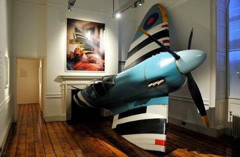 Tim Walker Spitfire