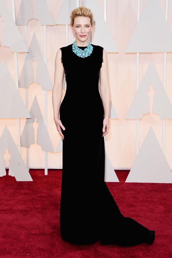 Cate Blanchett-John Galliano