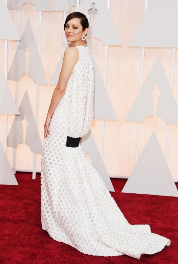Marion Cotillard-Dior Couture